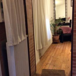 Entrée salon - Location de vacances - Enghien-les-Bains