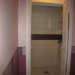 douche contigüe à la chambre - Location de vacances - Courdimanche