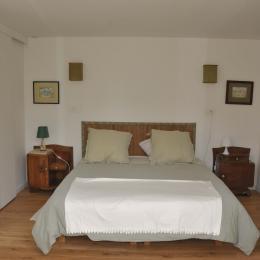 chambre bas - Location de vacances - Sannois