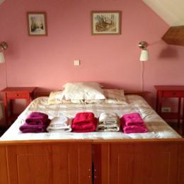 Chambre - Location de vacances - Saint-Prix