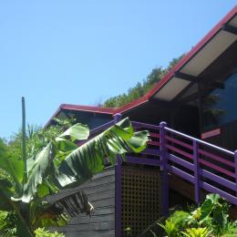 grand bungalow - Location de vacances - Deshaies
