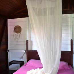 La chambre - Location de vacances - Deshaies