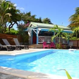 piscine - Location de vacances - Deshaies