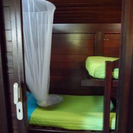 chambre enfants - Location de vacances - Deshaies