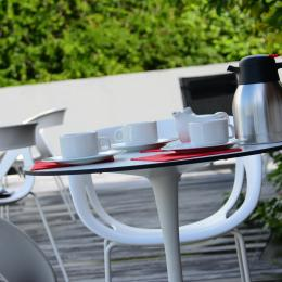 Pause café - Chambre d'hôtes - Le Gosier
