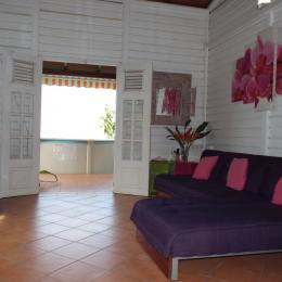 Un séjour spacieux et très confortable - Location de vacances - Pointe-Noire