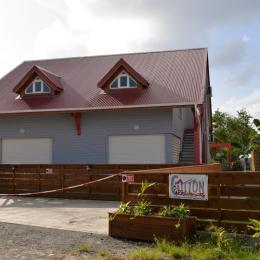 facade - Location de vacances - Sainte-Anne