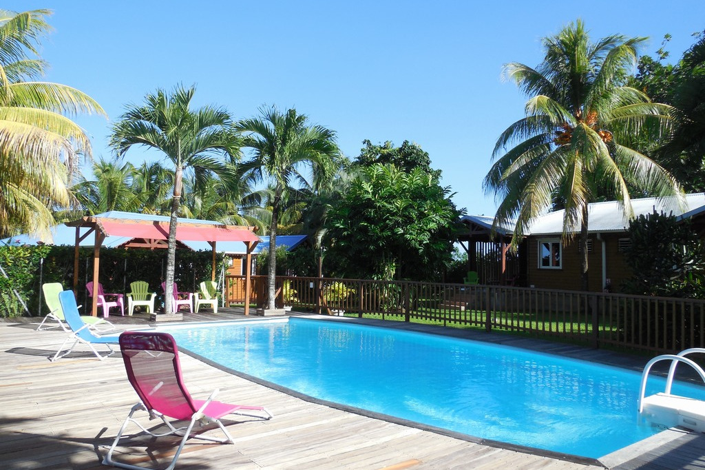 Domaine Lamatéliane, locations de gites à Sainte-Marie en Guadeloupe. - Location de vacances - Capesterre-Belle-Eau