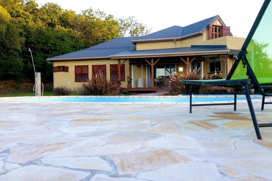 Villa Bel' Air - Location de vacances - Deshaies