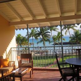 Vue exceptionnel sur la mer - Location de vacances - Le Gosier