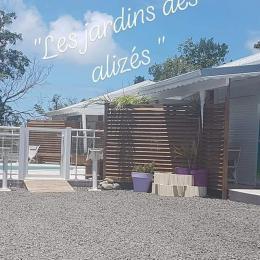 Piscine - Location de vacances - Saint-François