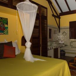 Chambre 1 - Location de vacances - Deshaies