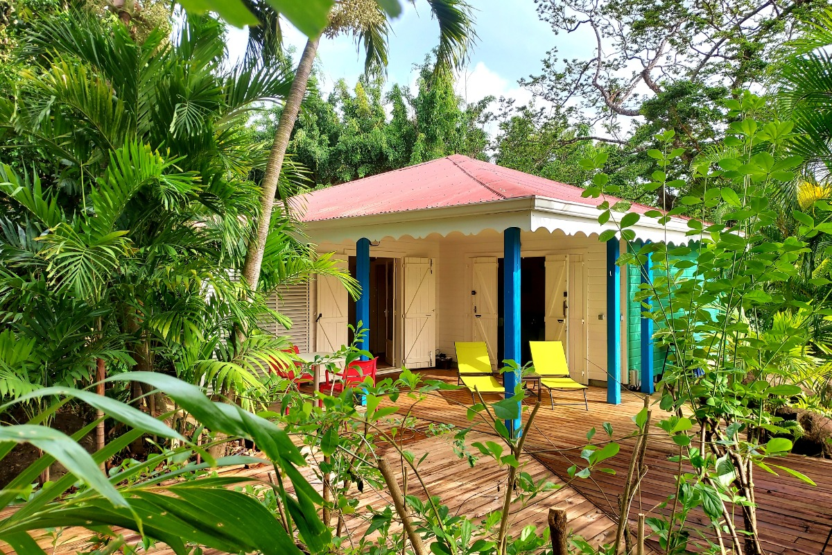 Vue Principale - Location de vacances - Deshaies
