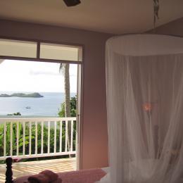 Les îlets Pigeon - Chambre d'hôtes - BOUILLANTE