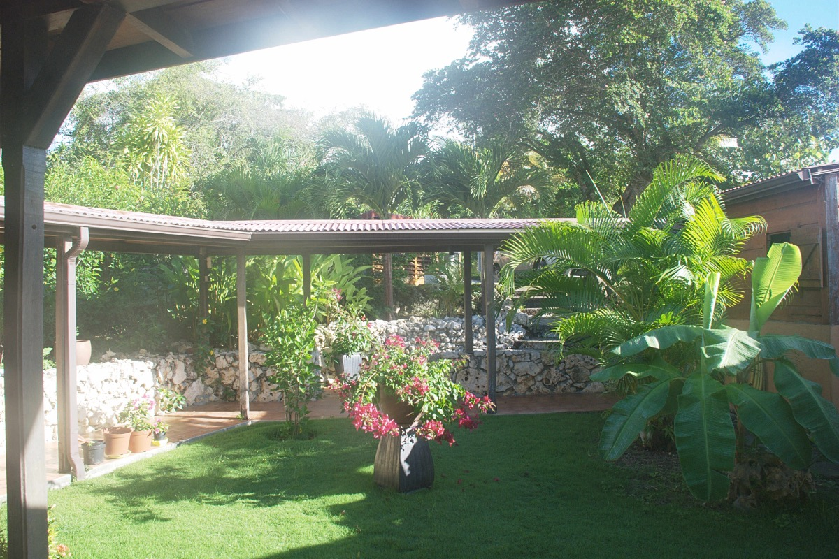 Villa Creole Sainte Anne
