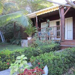 Le gîte Sucrier - Location de vacances - BOUILLANTE