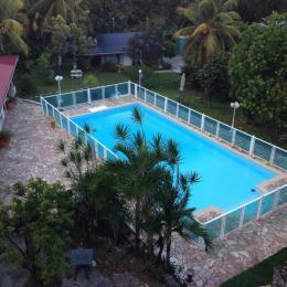 Chambre principale  - Location de vacances - Petit-Bourg