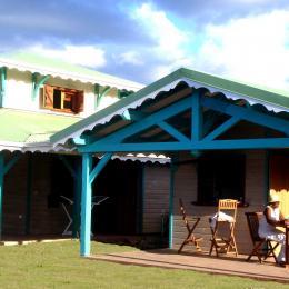 La Villa Lagon Bleu - Location de vacances - Sainte-Rose