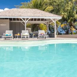 farniente devant la piscine  - Location de vacances -