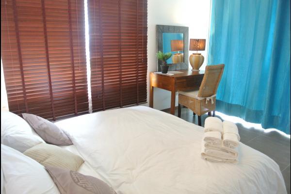 chambre du RDC - Location de vacances - Le Marin