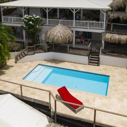 La chambre - Location de vacances - La Trinité