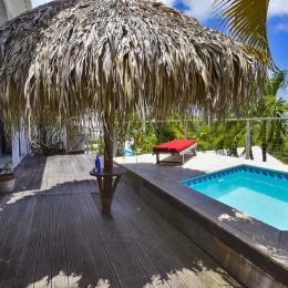 Le vue Turquoise Parasol vous accueille - Location de vacances -