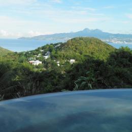 la vue - Location de vacances - Les Trois-Îlets