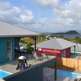 Villas Jalnas - Location de vacances - Les Trois-Îlets