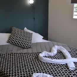 Chambre 2 - Location de vacances - Les Trois-Îlets