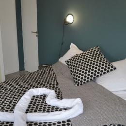 Chambre 2 - Location de vacances -