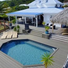 la villa Coconut - Location de vacances -
