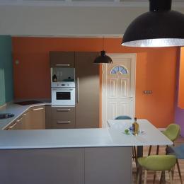 chambre RDC - Location de vacances - Le Lamentin