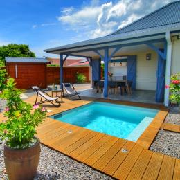 la villa douceur  - Location de vacances - Sainte-Luce