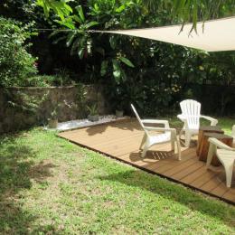 Le Jardin - Location de vacances -