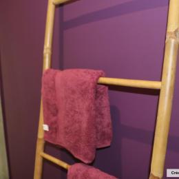 Salle de bains - Chambre d'hôtes - Saint-Paul
