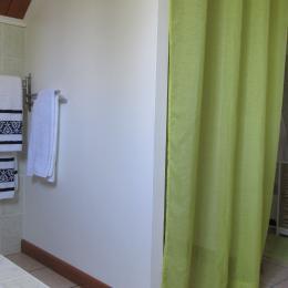 Salle de bains - Chambre d'hôtes - Saint-André