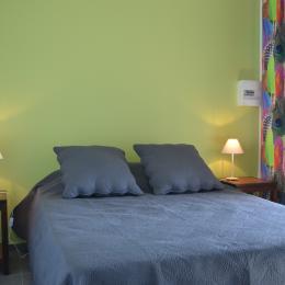 Chambre Aloe vera - Chambre d'hôtes - Saint-Leu