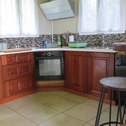 La cuisine - Location de vacances - Saint-Leu