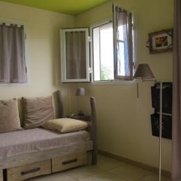 Le salon - Location de vacances - Saint-Leu