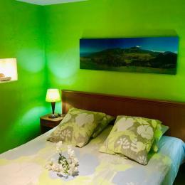 chambre parentale - Location de vacances - Saint-Leu