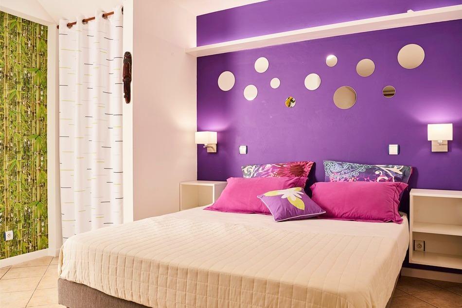 Chambre 1 - Location de vacances - Saint-Leu