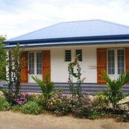 villa  Meublé Baptisto - Location de vacances - Saint-Leu